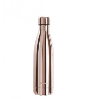BOUTEILLE ISOTHERME 500ML QWETCH ROSE GOLD